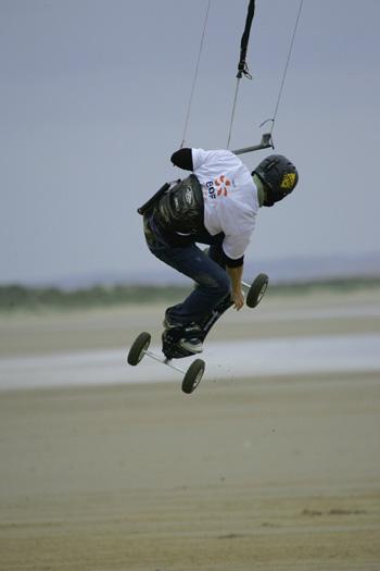 Kite Landboard