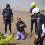 Camber Kitesurfing Lesson