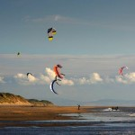 West Coast Kitesurfing Beach