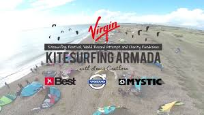 Virgin Kitesurfing Armada 2014