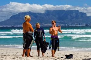 Coaching in SA