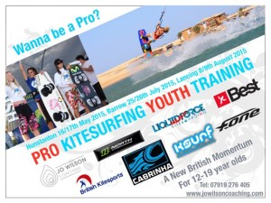 Poster Youth Training 2015