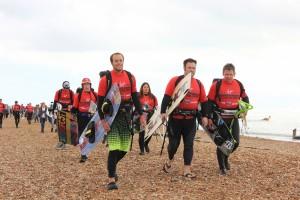Virgin Kitsurfing Armada, 11/10/2014 © Eunice Bergin/ VKSA