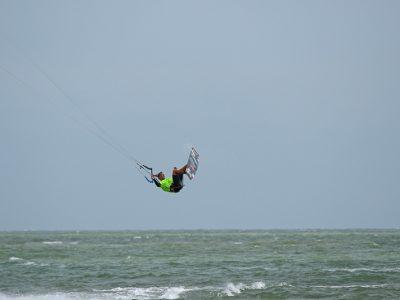 Oli Sweeney BKC Pro Men kitesurfer