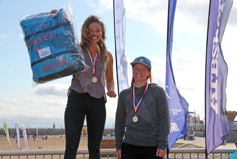 Amateur women's winner BKC 2018