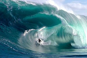 Ocean Inspiration in The Big Wave Project