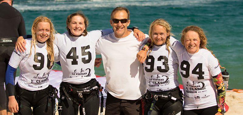 Kite4Gold Mexico team