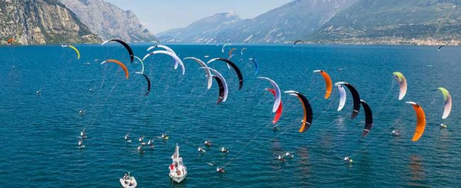 Lake Garda IKA Worlds