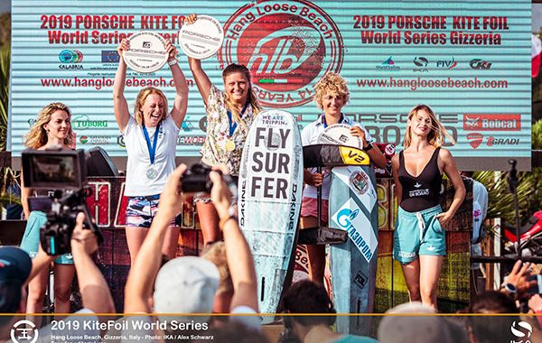 KiteFoil World Series Hangloose Beach