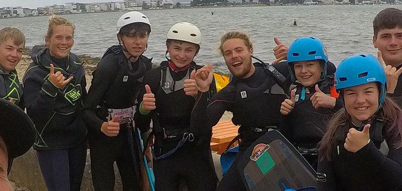 BKSA Youth Kitesurfing Lessons