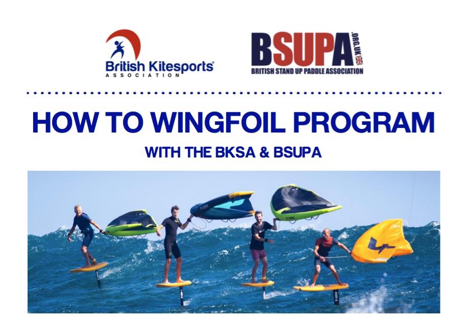 Wing Foil Program