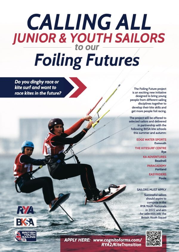 Foiling Futures Poster